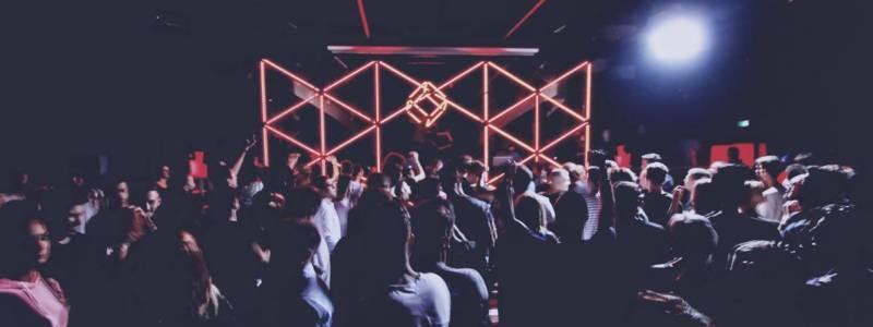 discoteca sinatra house party