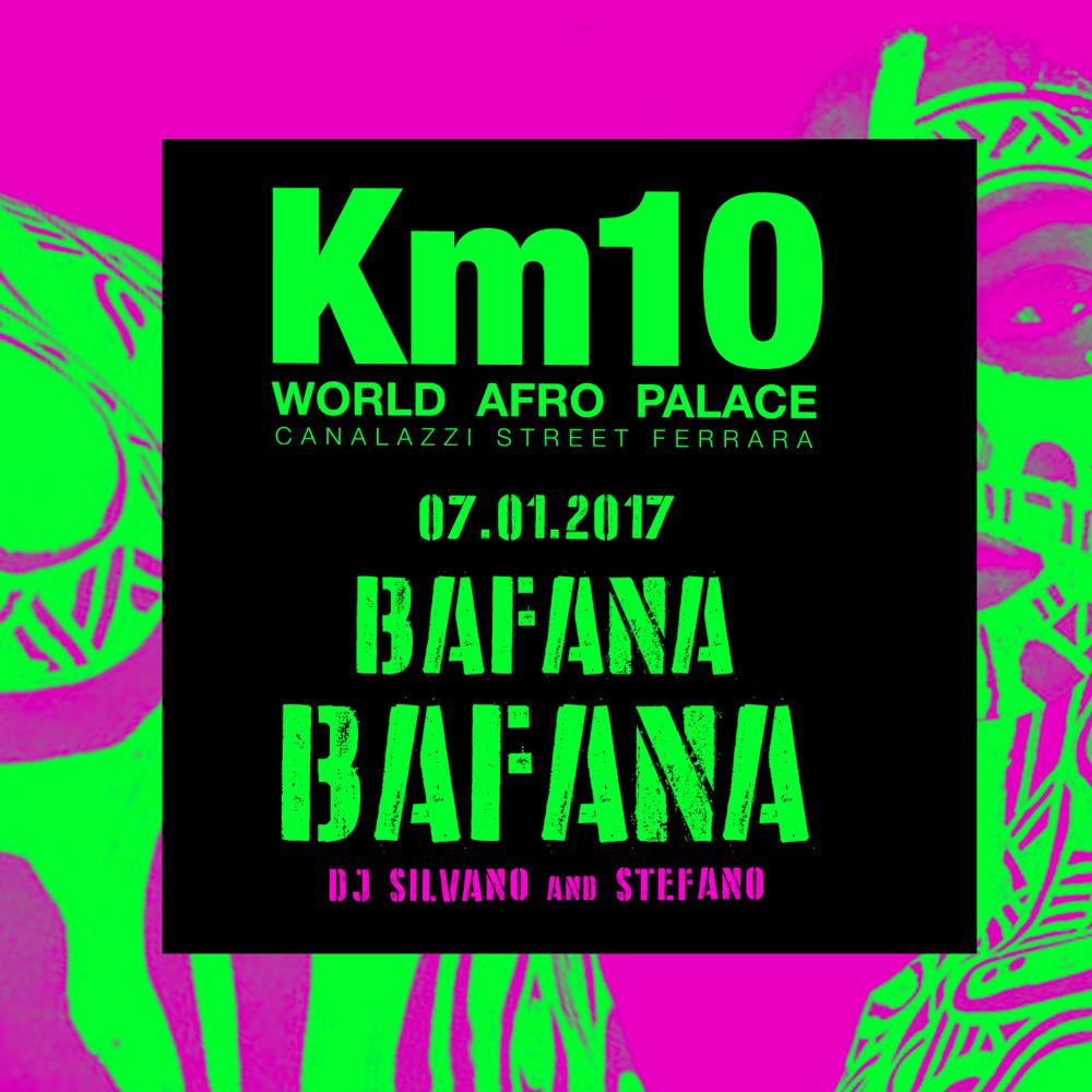 bafana afro party discoteca sinatra