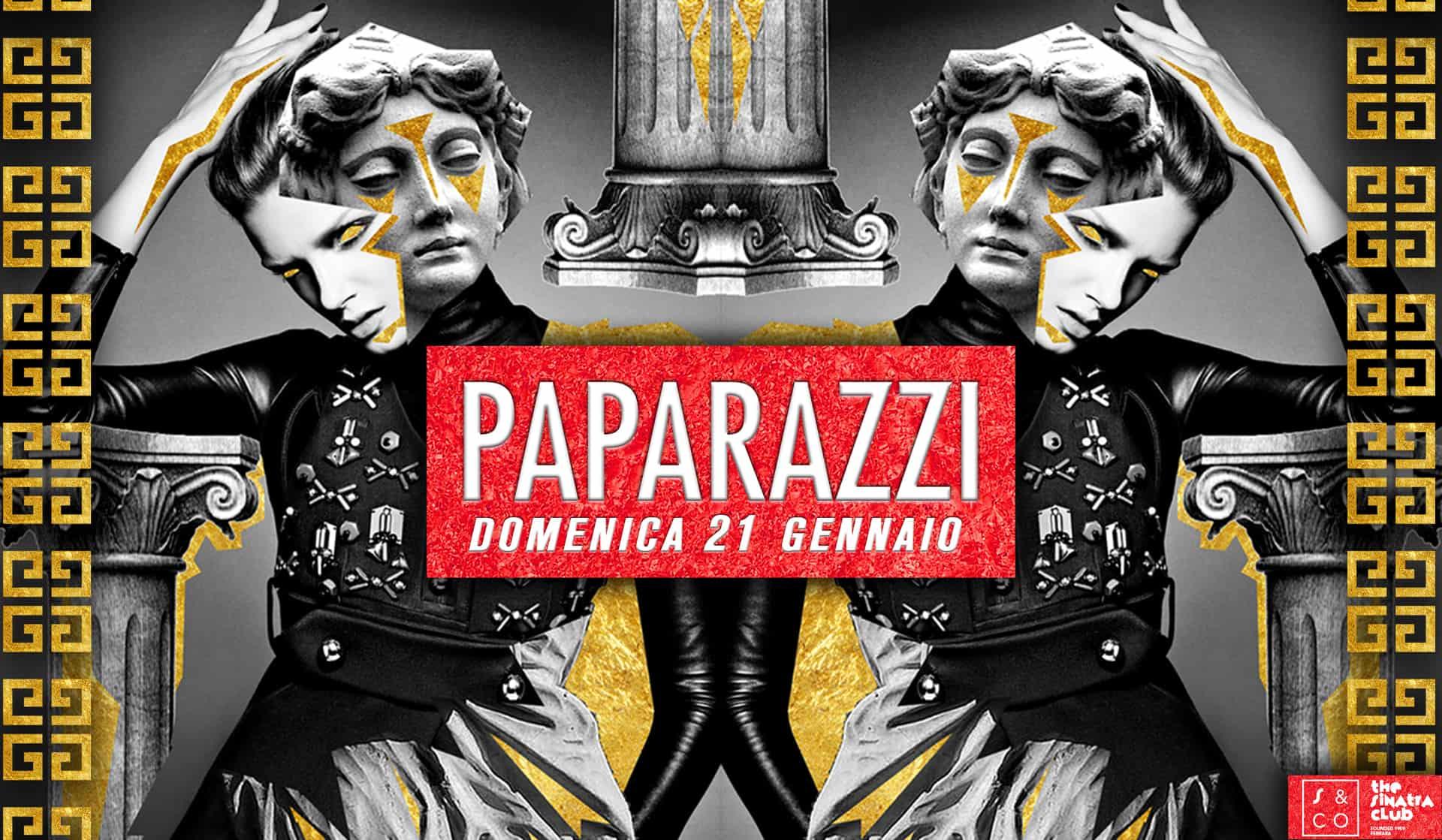 EVENTO_21_GENNAIO_aperitivo_paparazzi_sinatra_club_ferrara