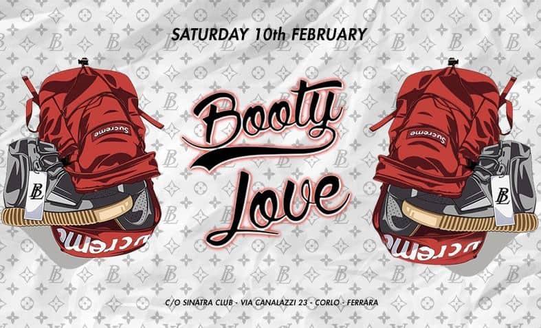 Booty Love: Sabato 10 febbraio…