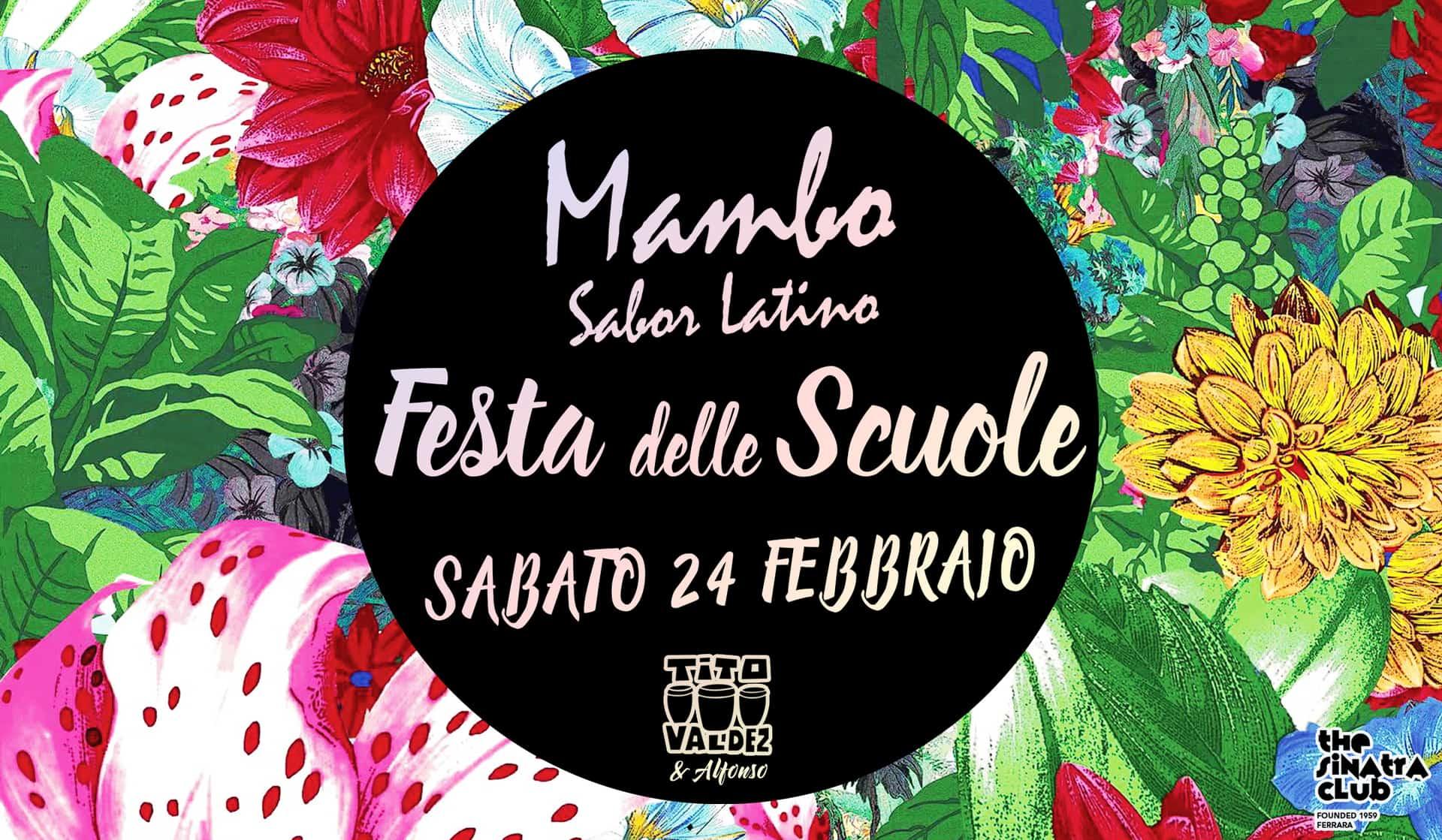 evento mambo 4 febb
