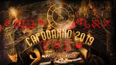 Oroscopo di Capodanno 2019