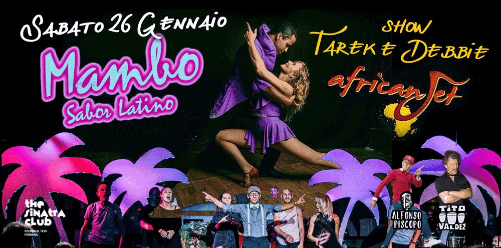 latino americano discoteca ferrara