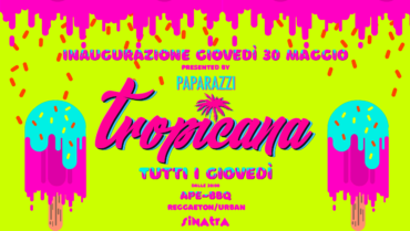 Tropicana Opening Party